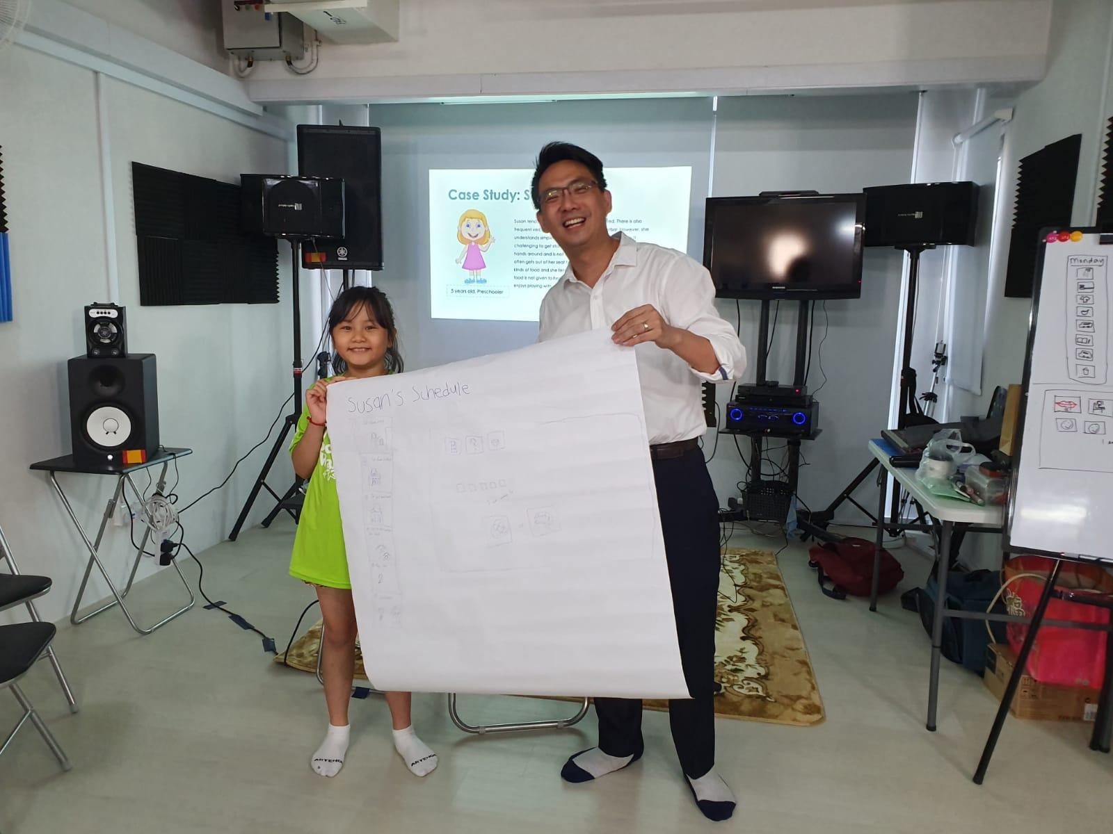 NUS Project Embrace Volunteers